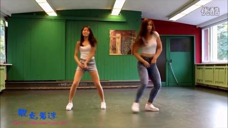 [靓点着迷 ]Sistar - Touch 舞蹈练习