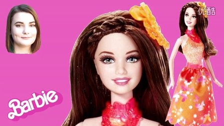 芭比娃娃 芭比和神秘门的仙女娃娃 玩具妈妈过家家玩具 #116