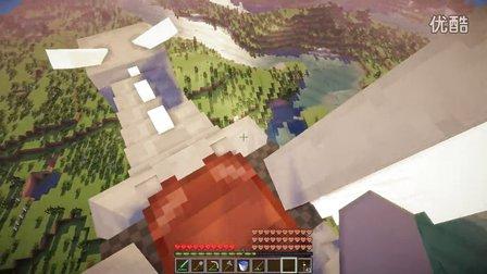暮云 侏罗纪二周目EP.9 骑龙勇士 Minecraft我的世界