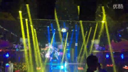 火亮舞台灯光酒吧,慢摇吧,演艺吧现场灯光效果