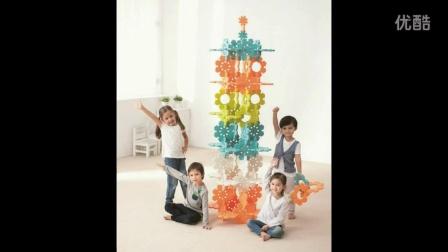 Weplay 雪花拼拼乐 (KC0005 Icy Ice Building Set) - 创意互动、空间概念、组织建构、精细动作