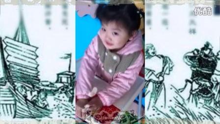 《过零丁洋》两岁幼儿背诵(情景音乐朗诵唐诗宋词国学儿歌童谣绕口令)