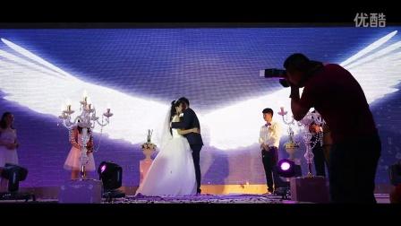 欧尚婚礼会所/时光瑶影音工作室/老百姓酒店/2016.06.20岳恒+金豆婚礼预告片