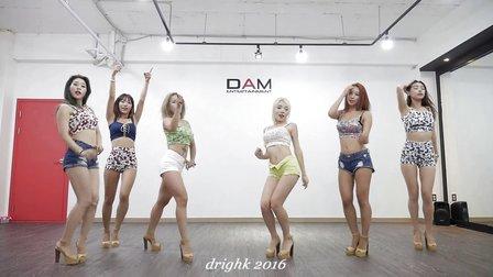 【风车·韩语】Switch《Fiestaloca》性感舞蹈练习室版MV公开