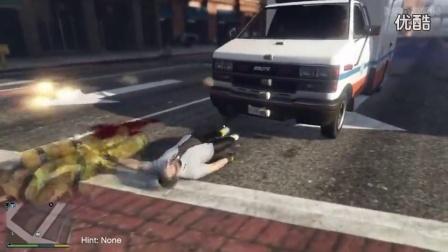 【南北】GTA5搞笑视频2