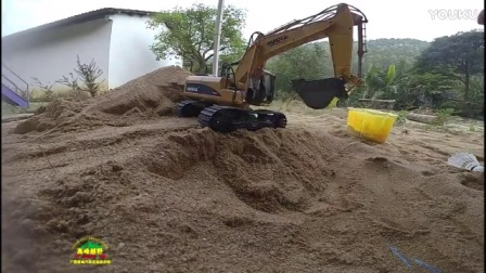 仿真挖掘机