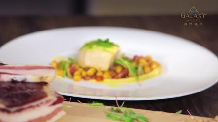 庭园意大利餐厅 - 香煎鳕鱼