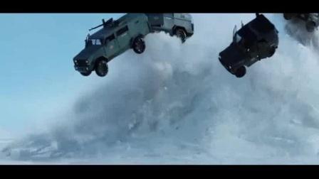 《速度与激情8》中文版预告片 中美同步