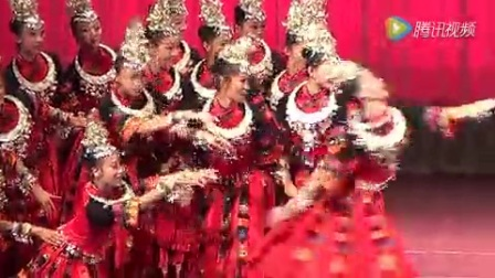 苗族舞:一抹红.mp4