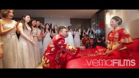 VEMA Films 维蚂作品 - 李洋 & 孙博聪 婚礼快剪(吉林 长春)