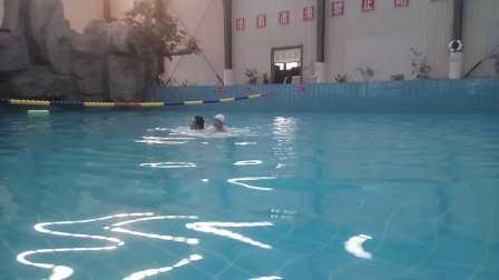 7岁学游泳🏊