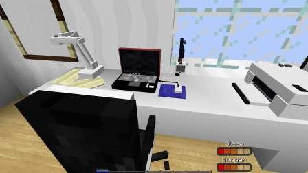 我的世界模拟小游戏油管主播的生活