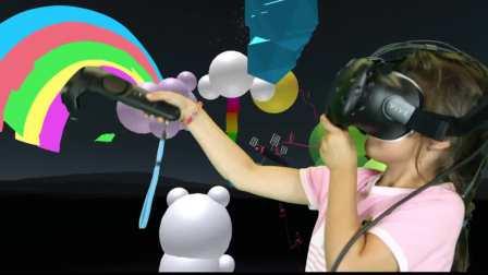 WebVR虚拟现实绘图体验应用A-Painter