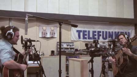 TELEFUNKEN:麦克风的集合 现场演示