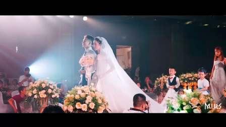 MIUSWedding Wu & Guang 婚礼电影