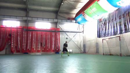 李斌·练球日记(1)恢复+开始 18.5.16
