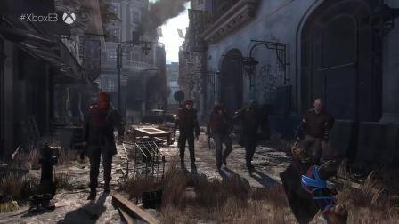 E3 2018《消逝的光芒2》实机演示