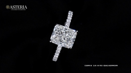 #JCRW05389910# 3.34克拉 白钻戒指