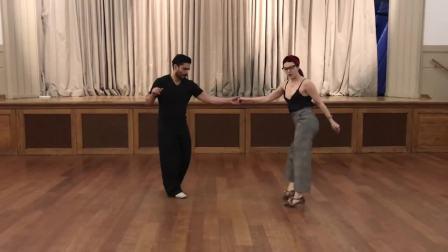 Josh and Sharon - ClickClick & Lock Turn
