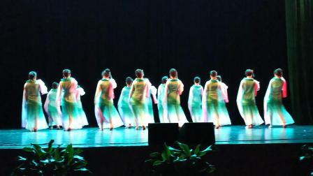 舞蹈《采微》舞蹈提高4班
