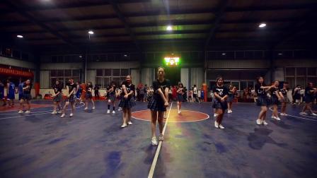 GAR篮球场表演