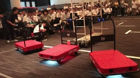 ZMP Logistics Self-driving Robot CarriRo