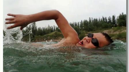 斜拉桥游泳队跳水游泳集锦
