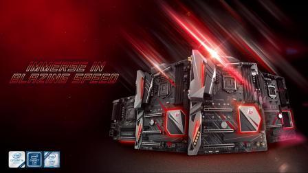 华擎科技 ASRock Phantom Gaming 9 电竞主板
