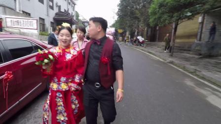 杨勤彭慧婚礼纪念视频