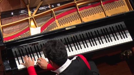 拉威尔 G大调钢琴协奏曲 _横山幸雄