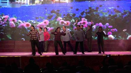 表演唱《知青歌曲联唱》南京凤凰艺术团(纪念知青上山下乡运动50周年演出)