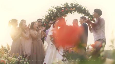 星城视觉《巴厘岛,一场相隔十八载的邂逅》婚礼MV