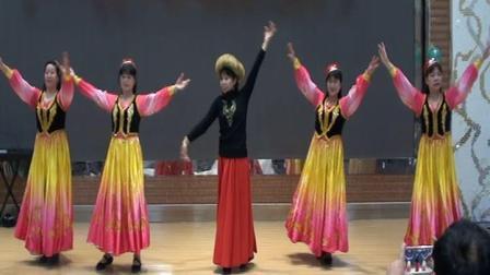 新疆舞:黑眉毛