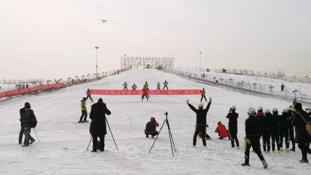 2019滦州研山滑雪节(腰鼓 秧歌)