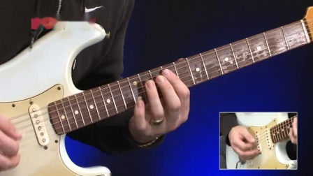 Eric Johnson - S.R.V. 吉他示范演奏 Lick Library
