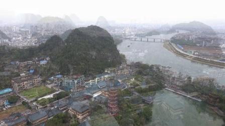 【桂林之行9】叠 彩 山(桂林山水)国家AAAAA级景区