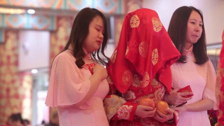 张峻玮 北京中式婚礼司仪