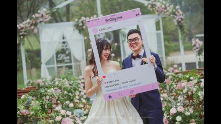 JC婚礼摄影2018婚礼类合集