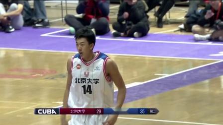全赛季盘点-最佳阵容:王少杰张宁北大双子星领衔赛事最佳阵