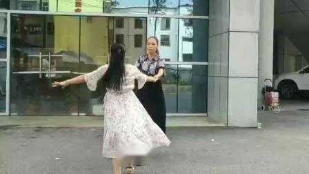 祁阳县梅花跳的交谊舞《快三》