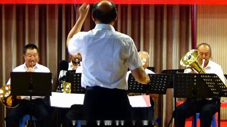 胜利乐团(11)管乐合奏《中国军魂》