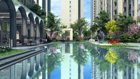 NICKART阳光城·未来悦项目宣传片