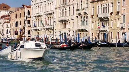 """【欧洲随拍01】""""水上都市""""威尼斯 意大利风光(华为5G手机拍摄)"""