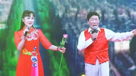 我是天门人 演唱:胡斌秀 黄克雄(天门新城国庆70周年文艺晚会)