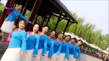舞之缘健身舞队成立六周年队庆活动纪念相册