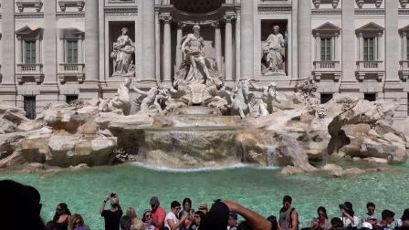 【欧洲随拍27】罗马城·街景(意大利首都)