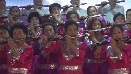 巴乌合奏《我的祝福你听见了吗》2019.10.18葫芦丝巴乌班