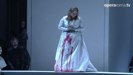多尼采蒂《拉美莫尔的露琪亚》Donizetti:Lucia di Lammermoor 2015年罗马歌剧院