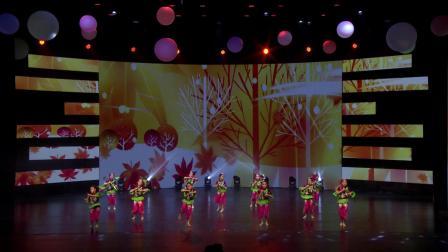 舞蹈《走 耍走》 上海市美育音乐舞蹈国际机构黄浦分校