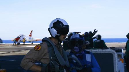 福特号航空母舰(CVN 78)飞行员资质认证亮点回顾